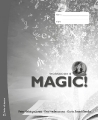 Magic!  Workbook 8
