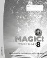 Magic!  Word Trainer 8