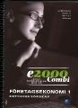 e2000 Combi lärarhandledning md CD; Företagsekonomi 1