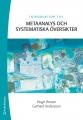Introduktion till metaanalys och systematiska översikter